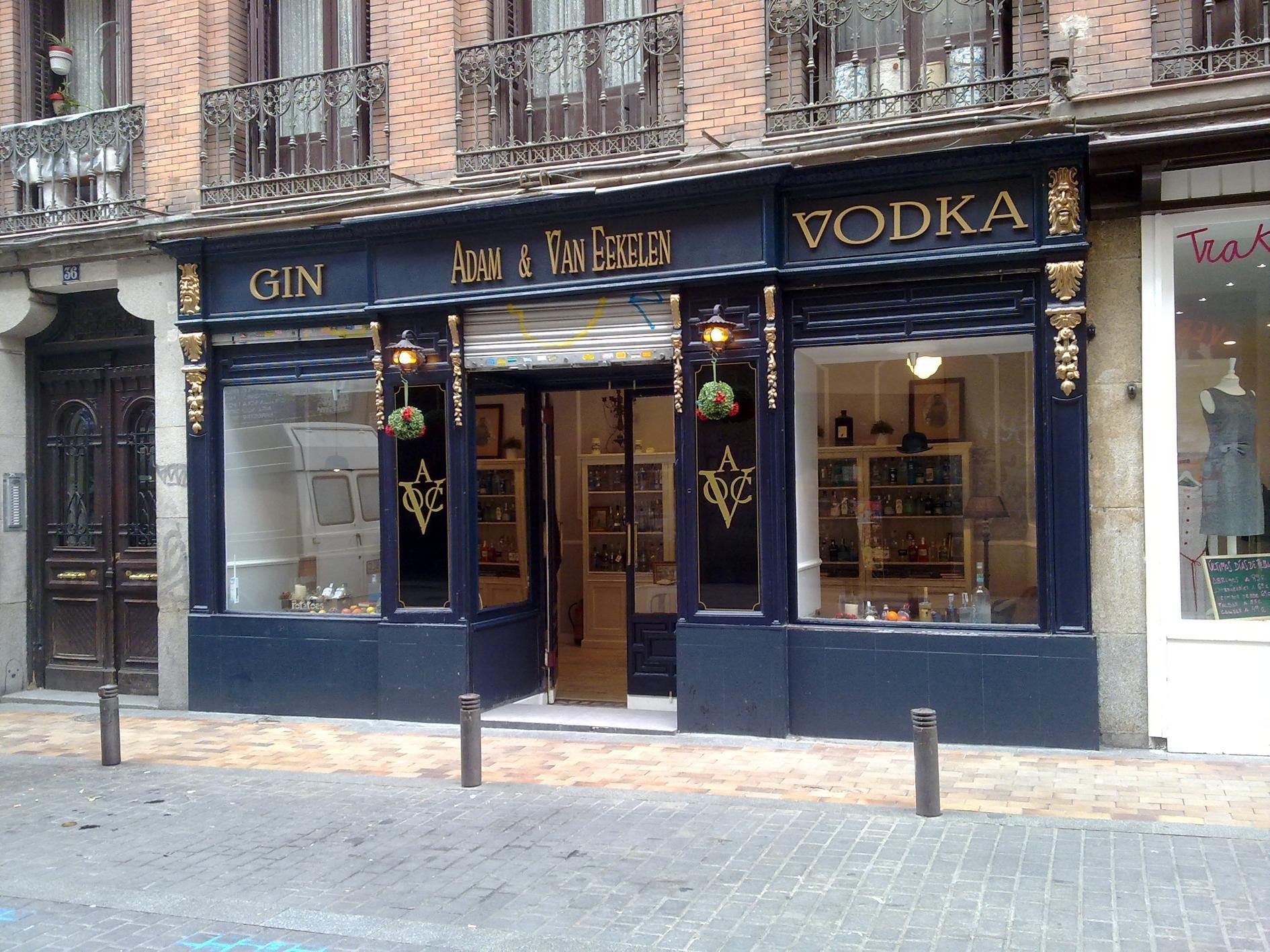 Calle del Pez Madrid