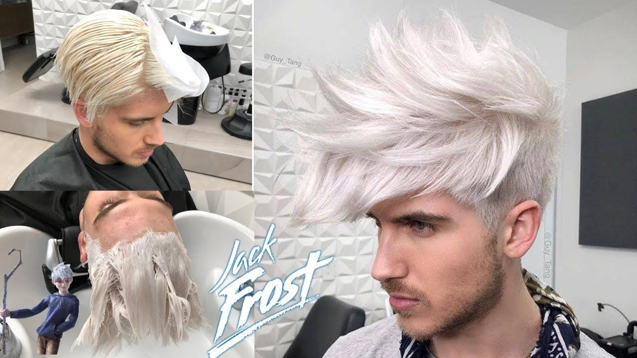 Jack Frost Platinum Hair Color White Ombre Hair Platinum Hair