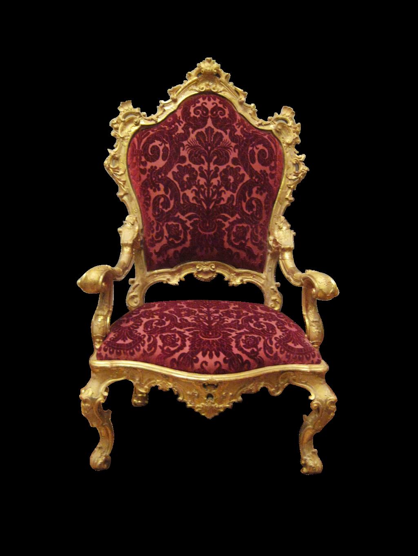 Antique princess chair - Png Royal Chair By Duhbatista Deviantart Com On Deviantart