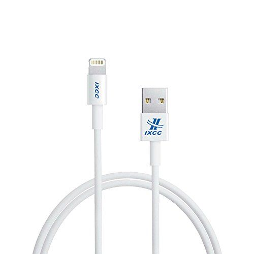 Apple MFI Certified iXCC ® Lightning Cable 3ft (Three Feet) Element - spreadsheet apple