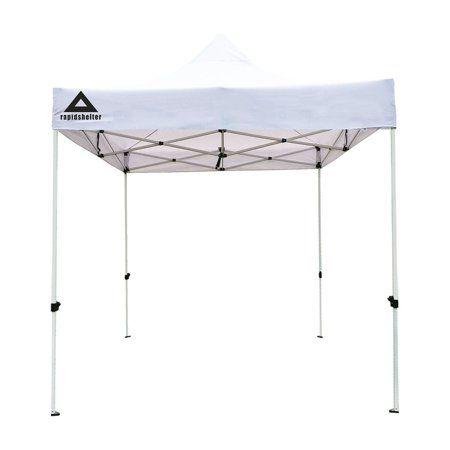 Caddis 10' x 10' Straight Leg Canopy (100 sq. ft Coverage ...