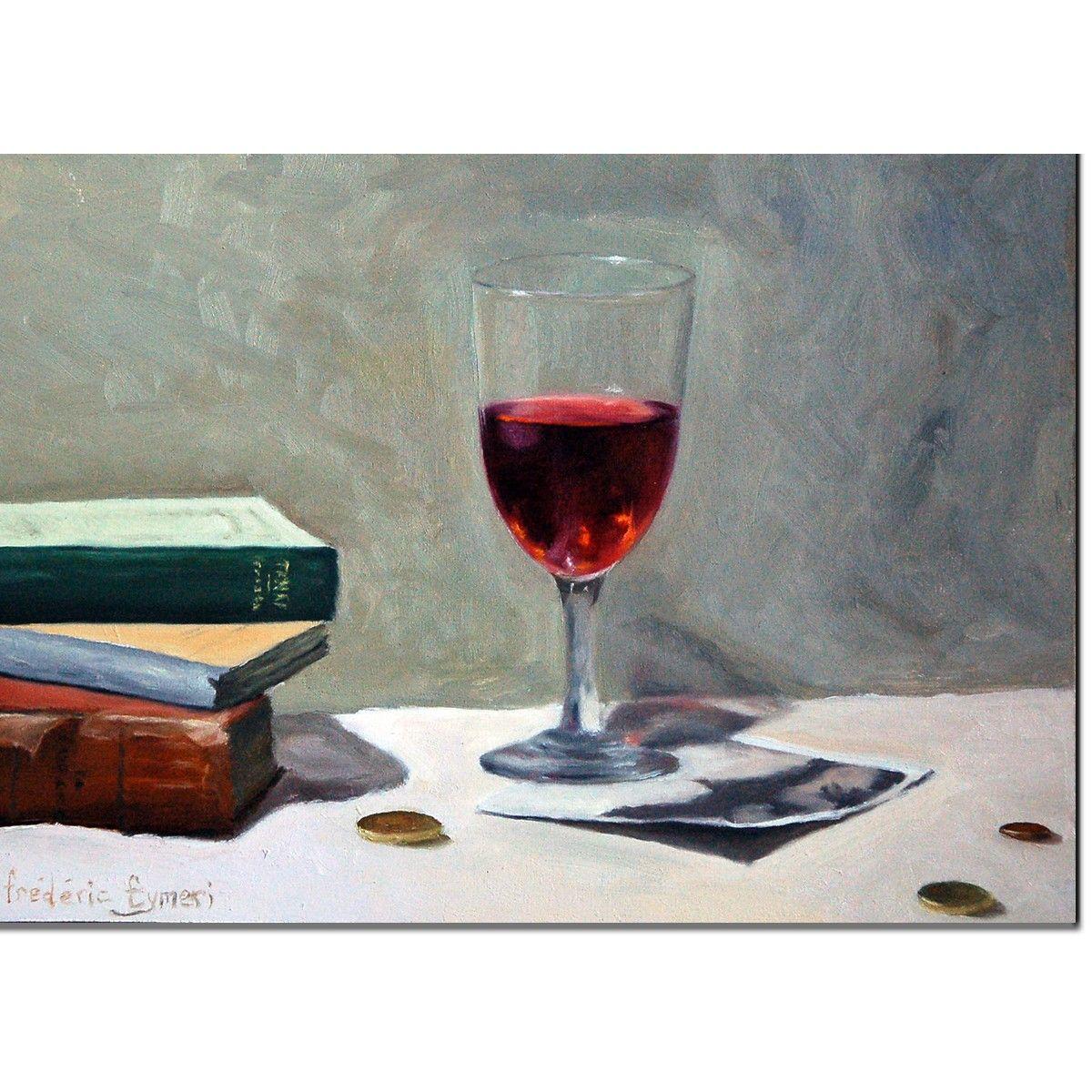Le verre de vin http://www.fredericeymeri.