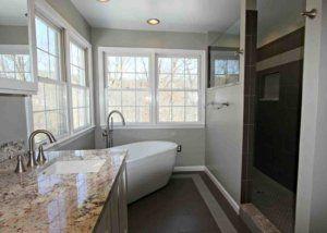 Freestanding Tubbathroom Remodeling Contractorbathroom Best Maryland Bathroom Remodeling Design Ideas
