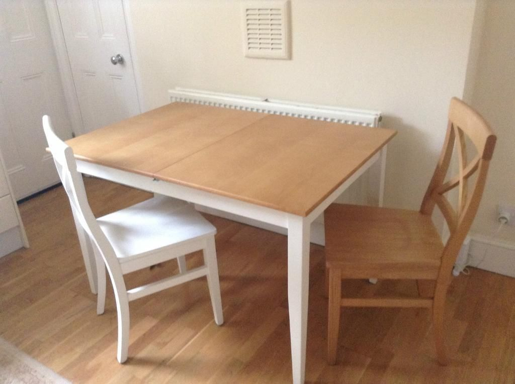 John Lewis Alba 4 6 Seater Extending Dining Table With Chairs White Oak