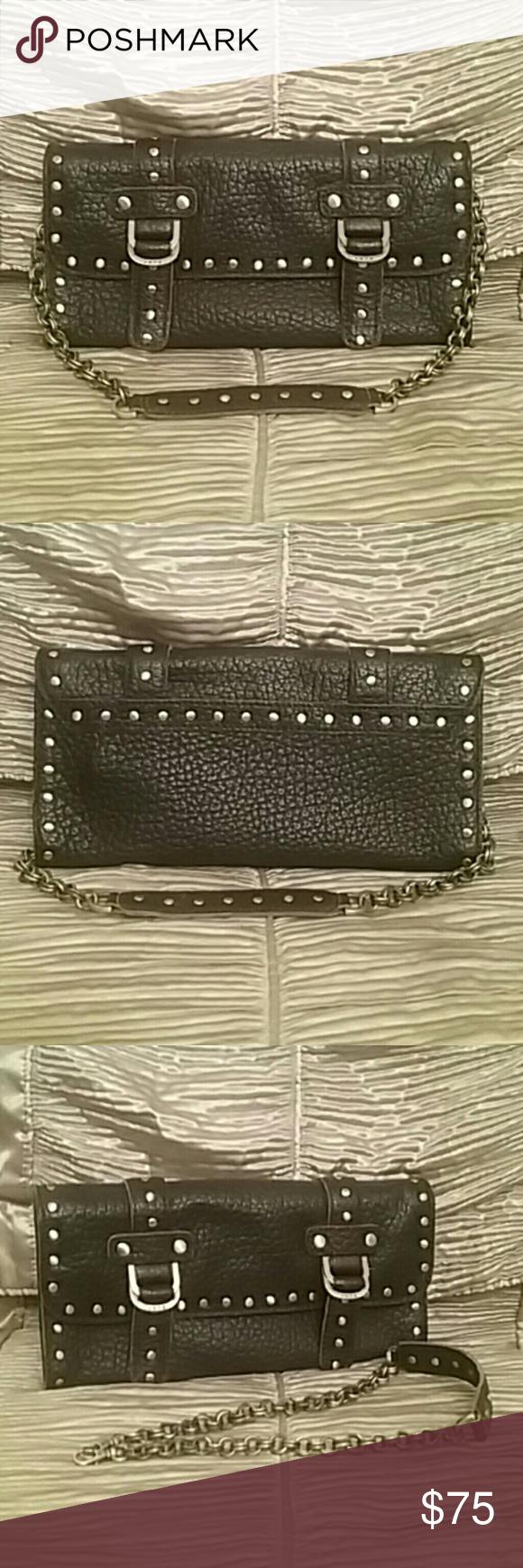 15b10b79b2 Rafe Purse Brown Leather - Detachable Strap Authentic Rafe New York Purse  Brown Leather Shoulder Bag. Detachable strap