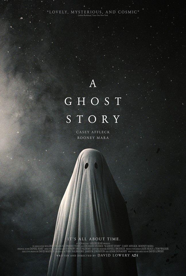 Una Historia De Fantasmas (2017) [BrRip 720p][Subtitulada][MEGA]