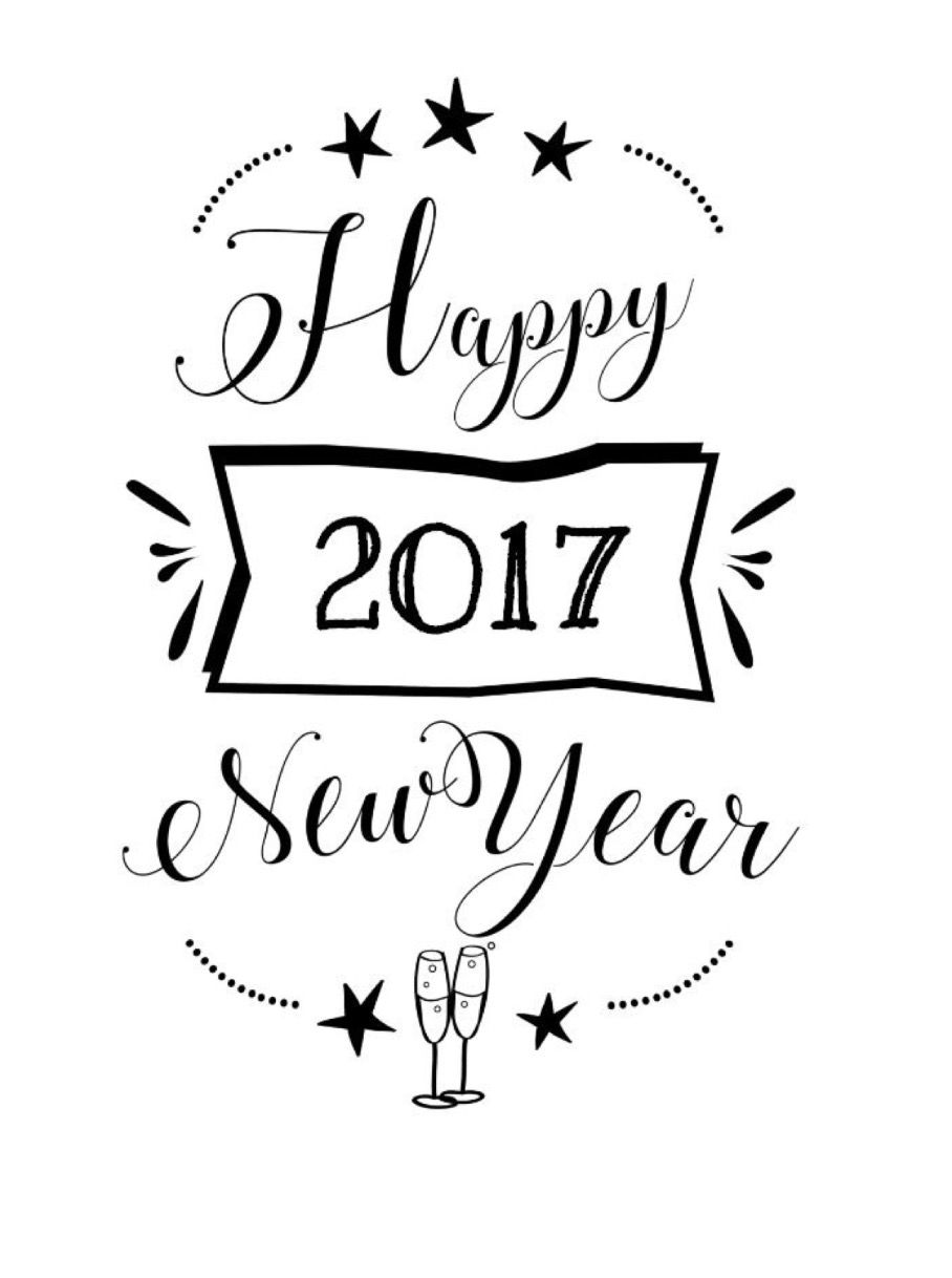 Wishing all of my friends and followers a Happy and Healthy New Year ...