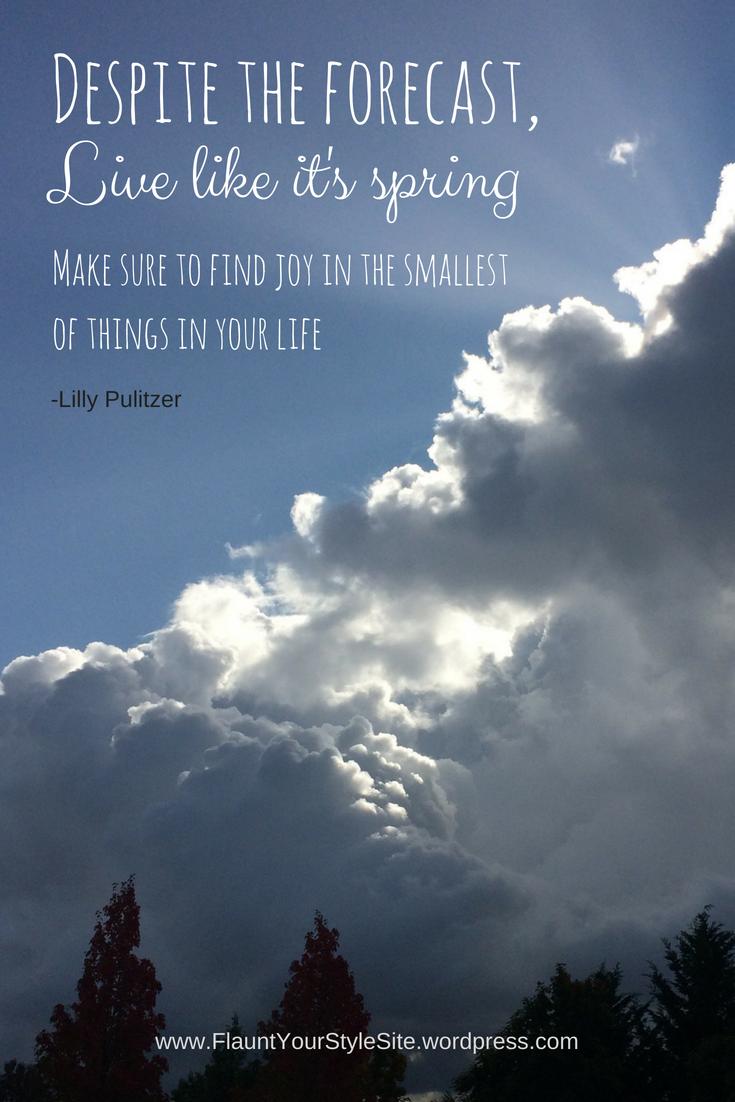 Motivational Quote Inspiration Find Joy Find