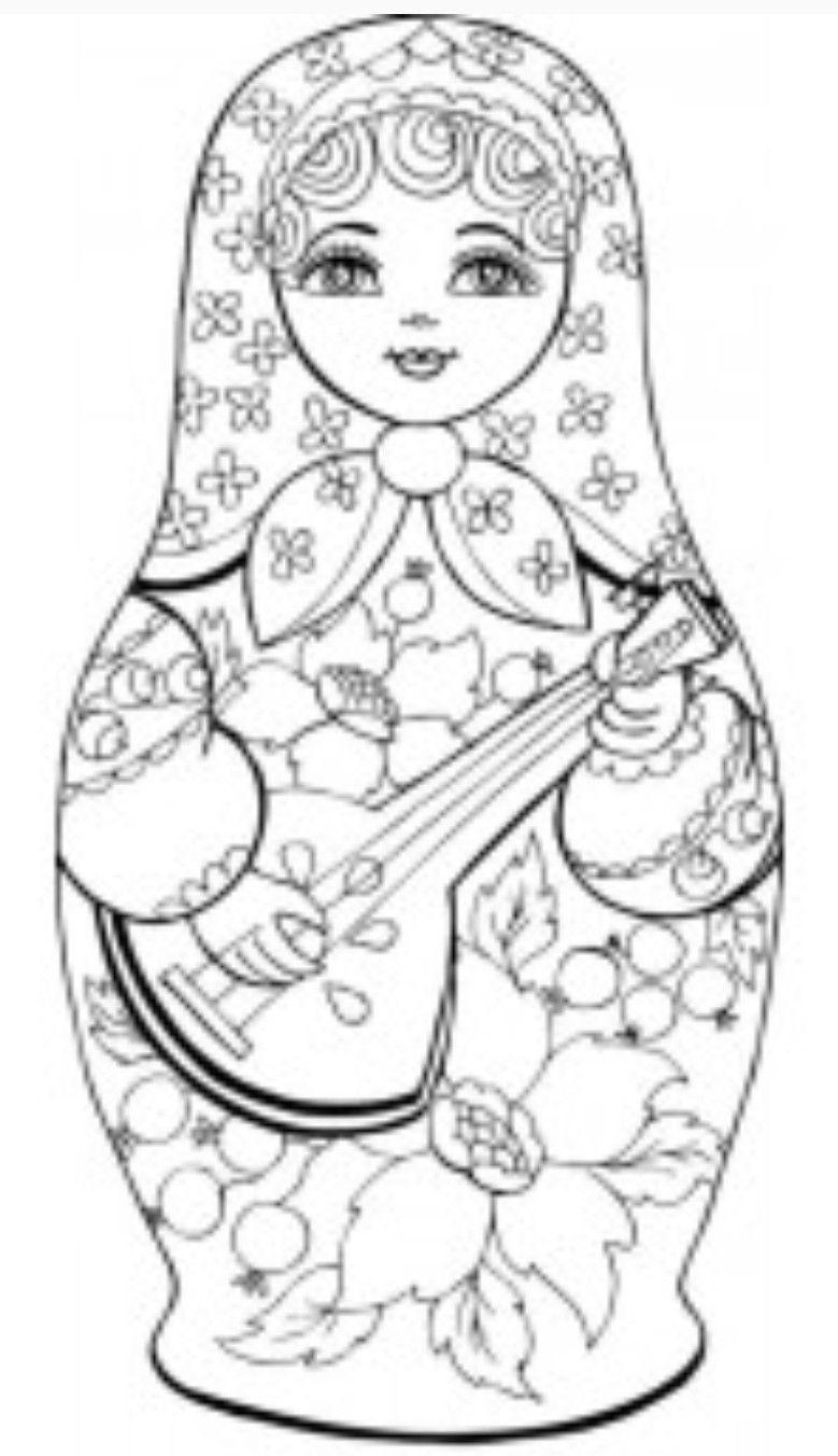 Pin by Tammy Johnson on Matryoshka Dolls   Matryoshka doll ...