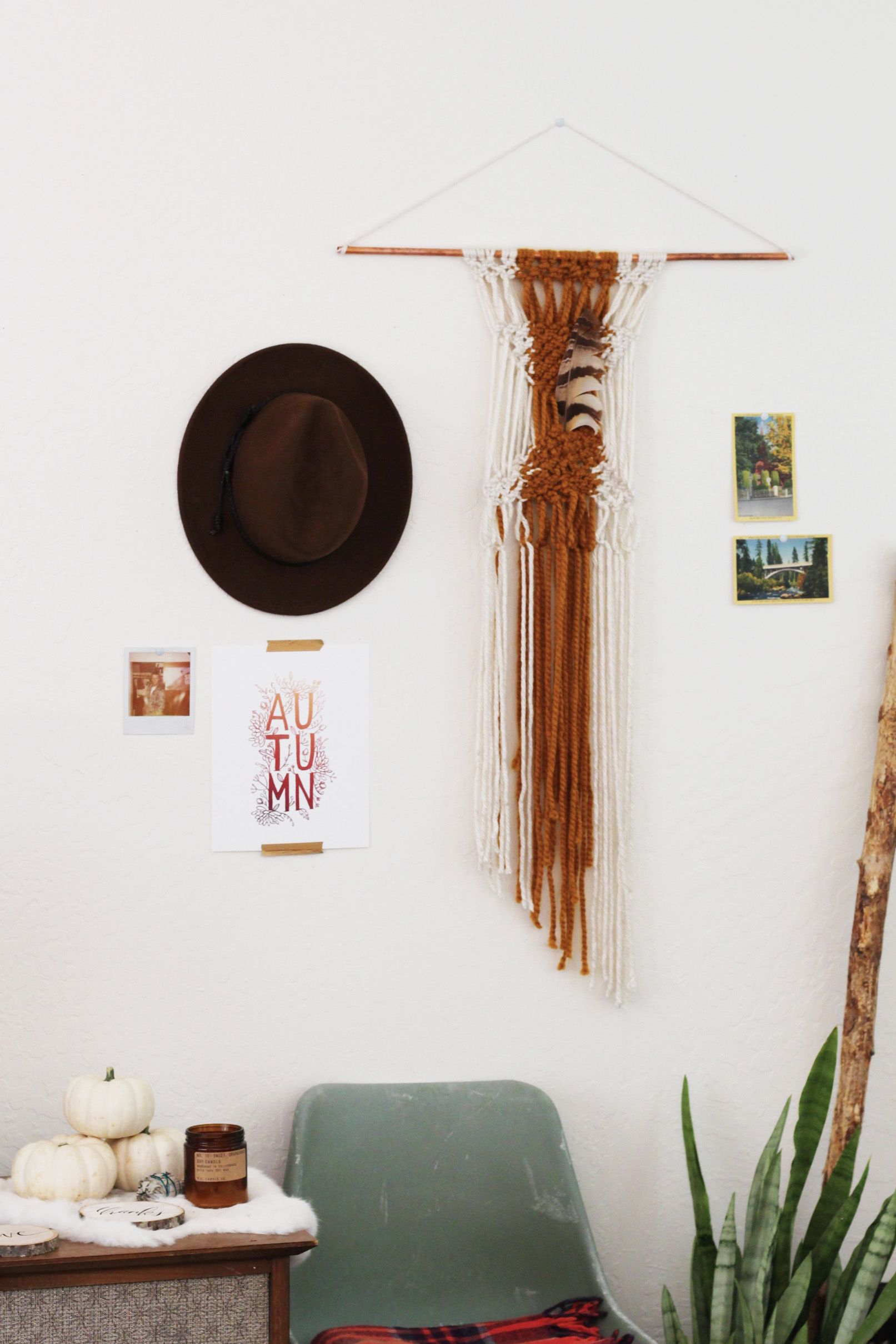 3 Fall DIY Projects — THE DANCING PINE