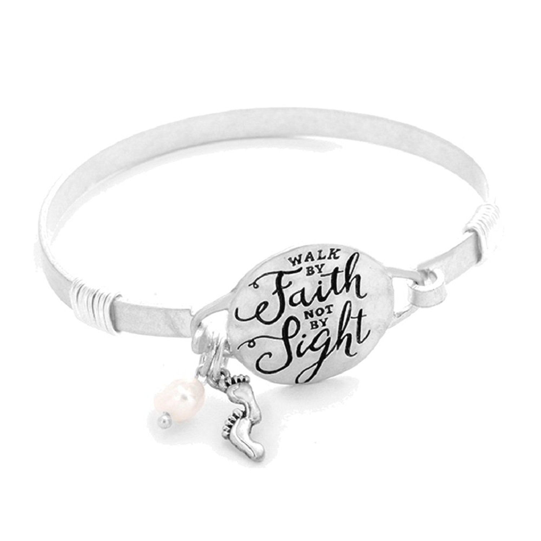 DiamondJewelryNY Bangle Bracelet Black Crystal Bangle