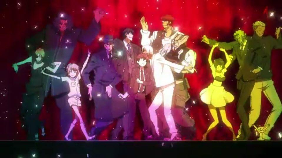 Blood Blockade Battlefront, Kekkai Sensen, 血界戦線