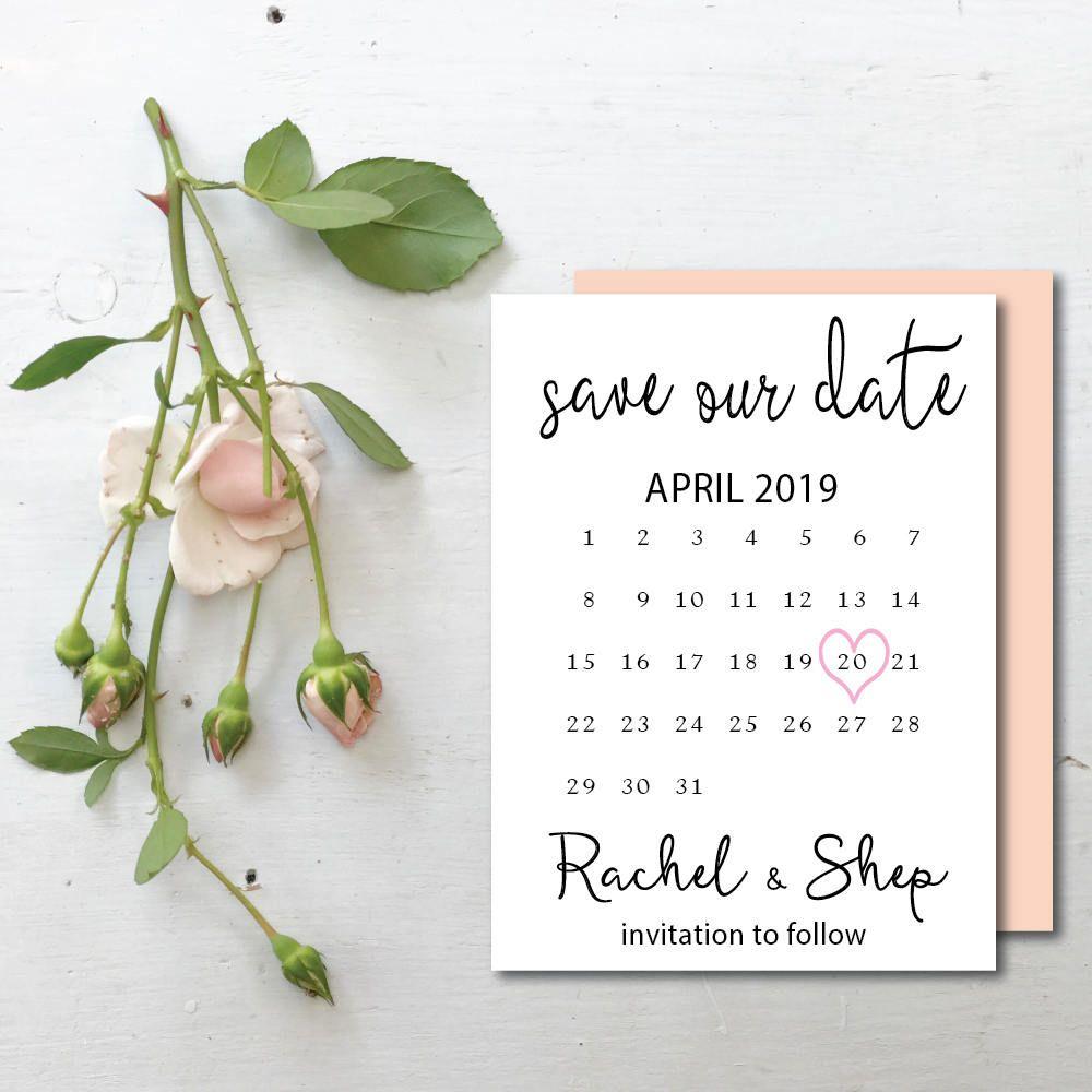 Printable Save The Dates Save The Date Template Wedding Save Save The Date Cards Save The Date Templates Wedding Saving