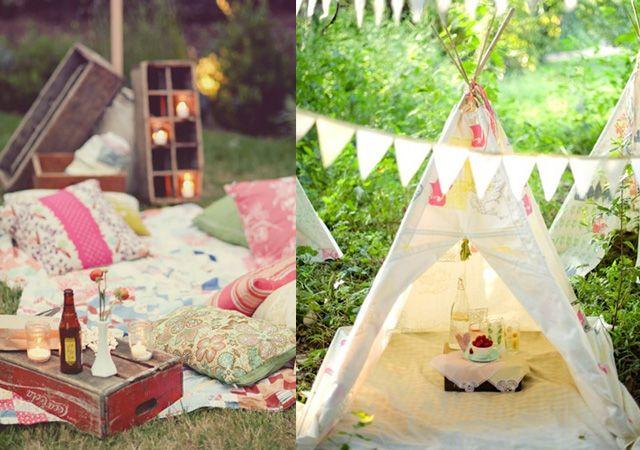 picnic chic fiestas de cumple para nios