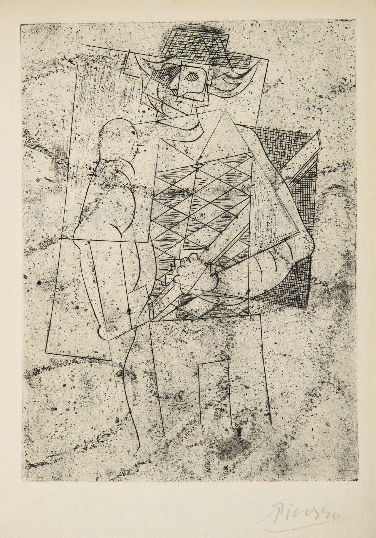 Pablo Picasso 1917