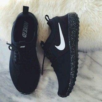 Shoes: nike shoes, nike, glow in the dark, air max, nike air