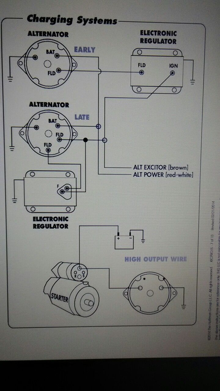 Ford Tractor Electric Diagram For 19531962 Diesel Engine Tractors