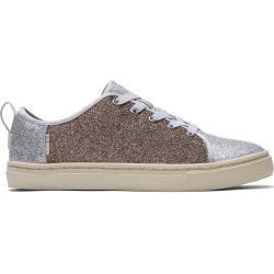 Toms Schuhe Silber Goldene Glimmer Lenny Sneakers Für Kinder – Größe 37 TomsToms – Products
