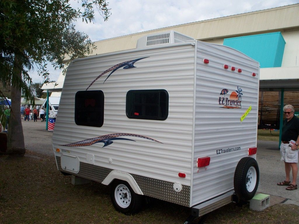 Mini Rv Micro Travel Trailer For Just 6k Small Travel Trailers