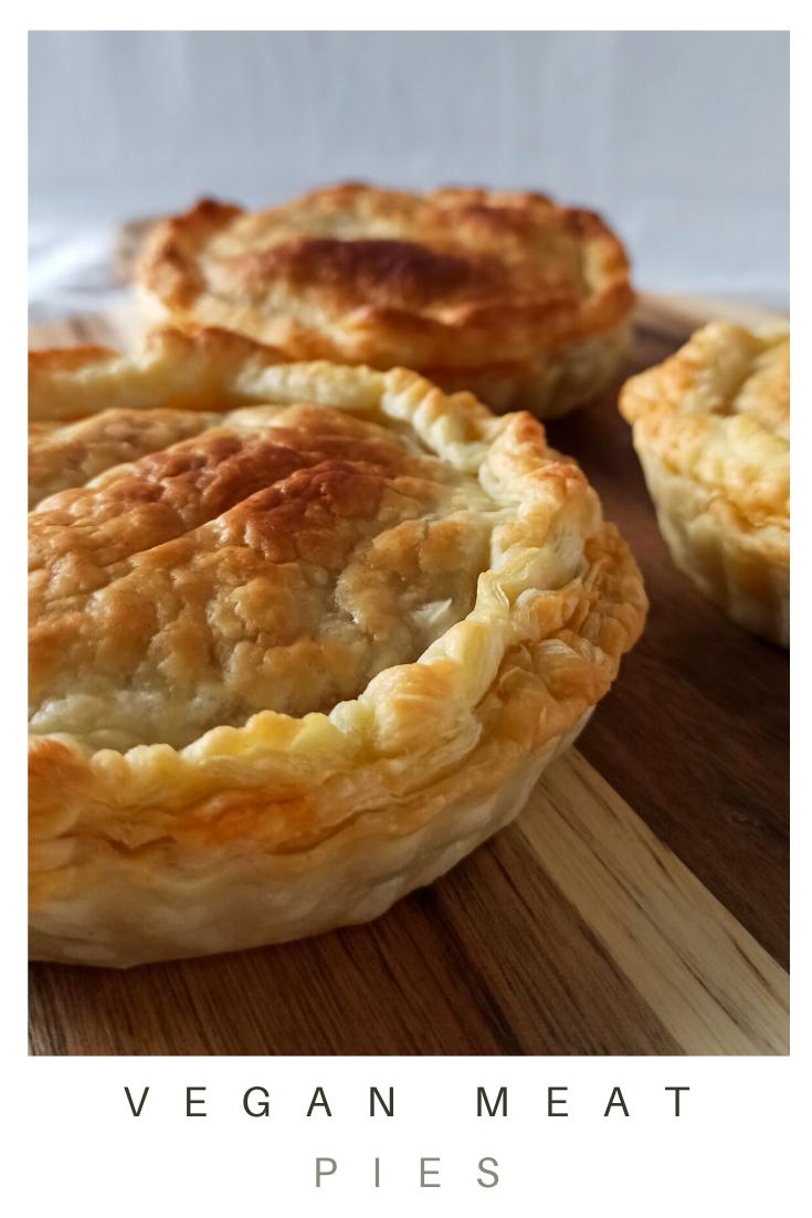 Next Level Vegan Meat Pies In 2020 Yummy Pie Recipes Vegan Pastries Vegan Meat Recipe