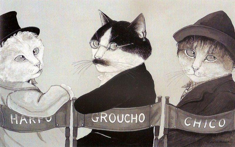 Marx Brothers