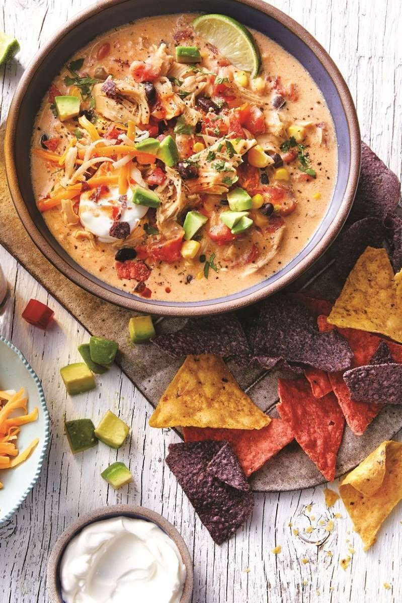 Martina McBride's Creamy Chicken Tortilla Soup Is Going to Be Your New Family Favorite
