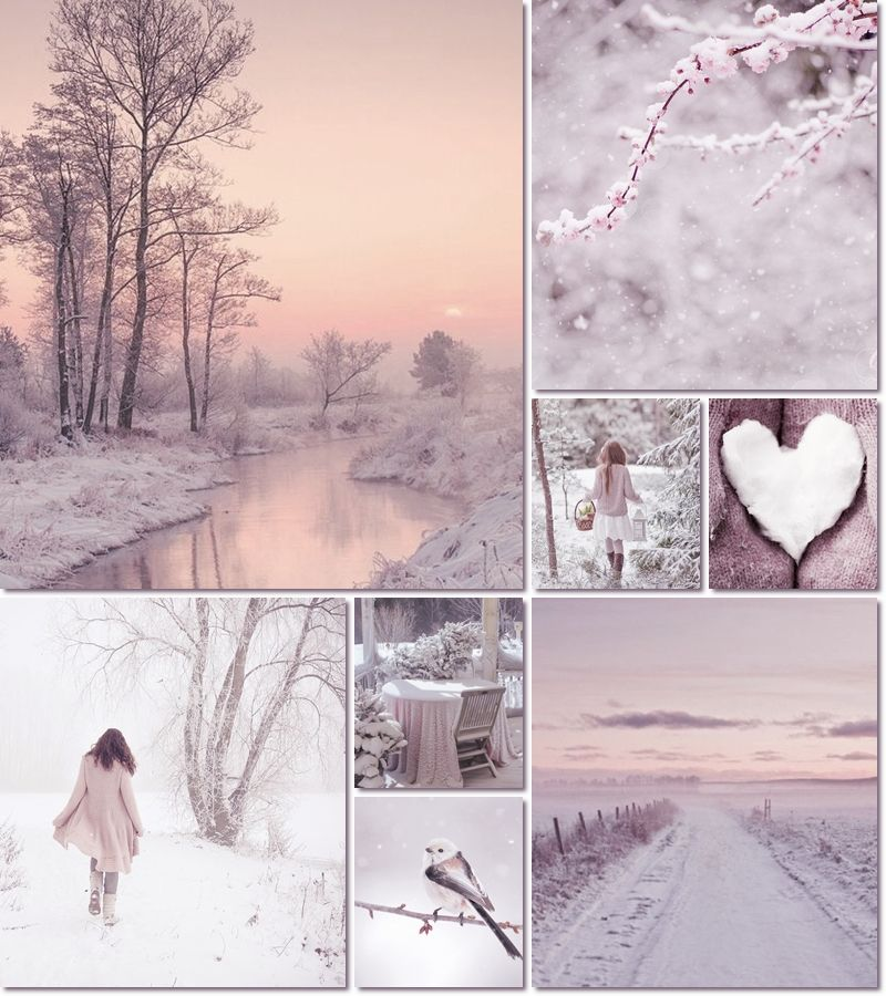 moodboard winter by AT