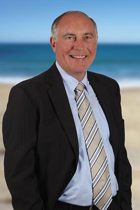 Hon. Warren Truss, Deputy Prime Minister of Australia.