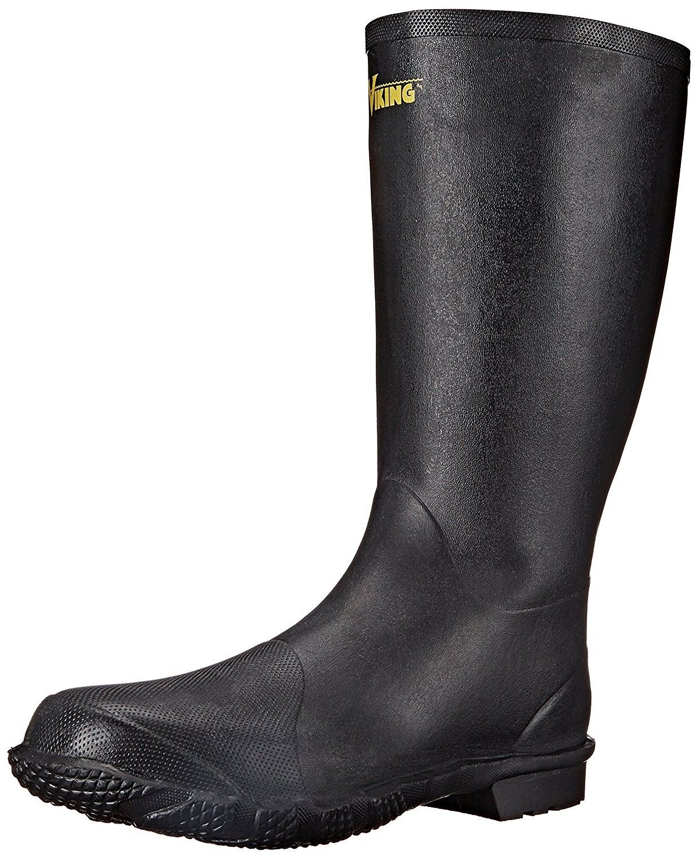 Handyman Rubber Waterproof Boot - Black - C3125IOLUP3 | Boots, Black boots,  Waterproof boots