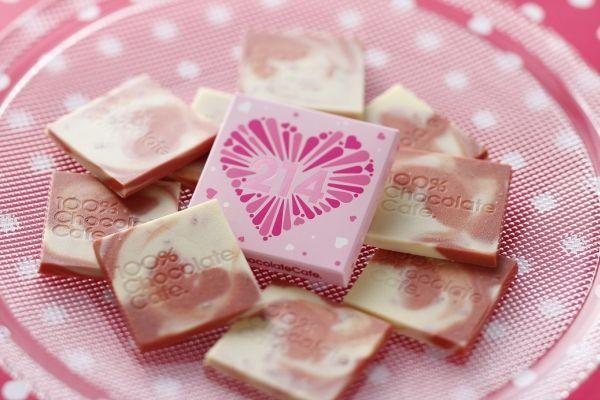 100%チョコレートカフェ「214スペシャル」 http://entabe.jp/news/article/3670