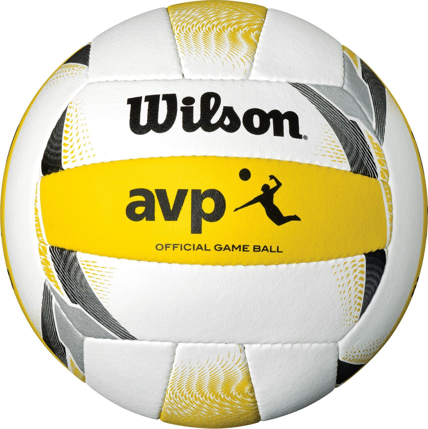 Wilson Avp Official Game Beach Volleyball In 2020 Beach Volleyball Volleyballs Fun Sports