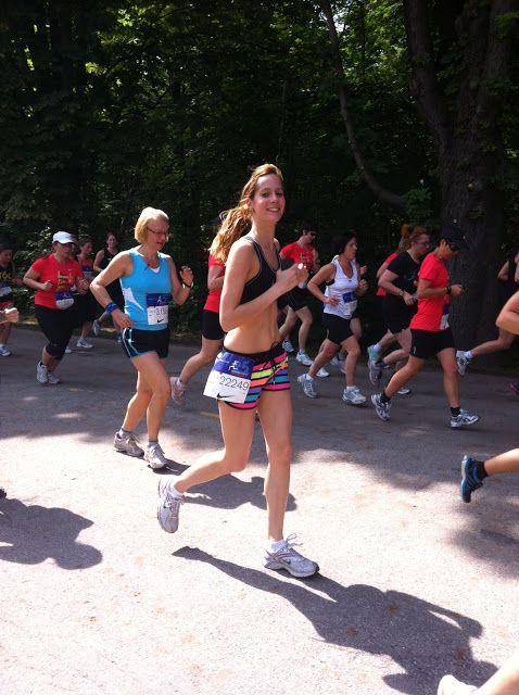 10km Frauenlauf.