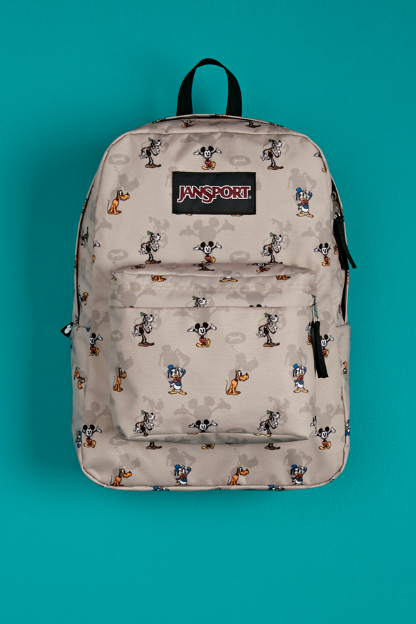 21b1453bc0df Because every adventure needs a little magic. Shop the Fab Shadow  SuperBreak backpack from the  DisneyxJanSport collection at select  retailers and jansport. ...