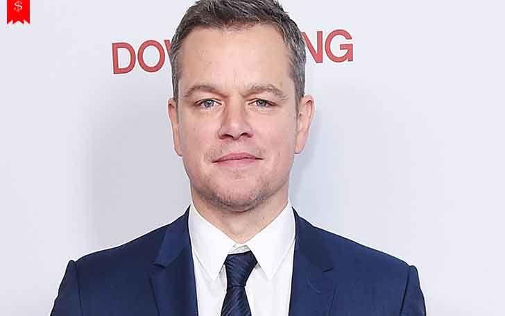 How Rich Is Actor Matt Damon? His Net Worth, Salary, And ...