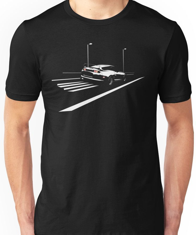 Toyota Supra Not Just A Car Funny Car Lovers T Shirt
