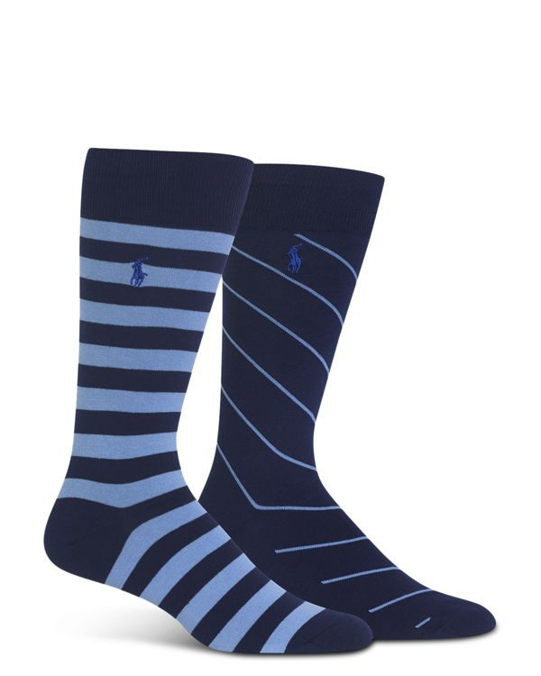 Rugby Stripe Socks Mens Striped Socks Striped Socks Polo Ralph Lauren