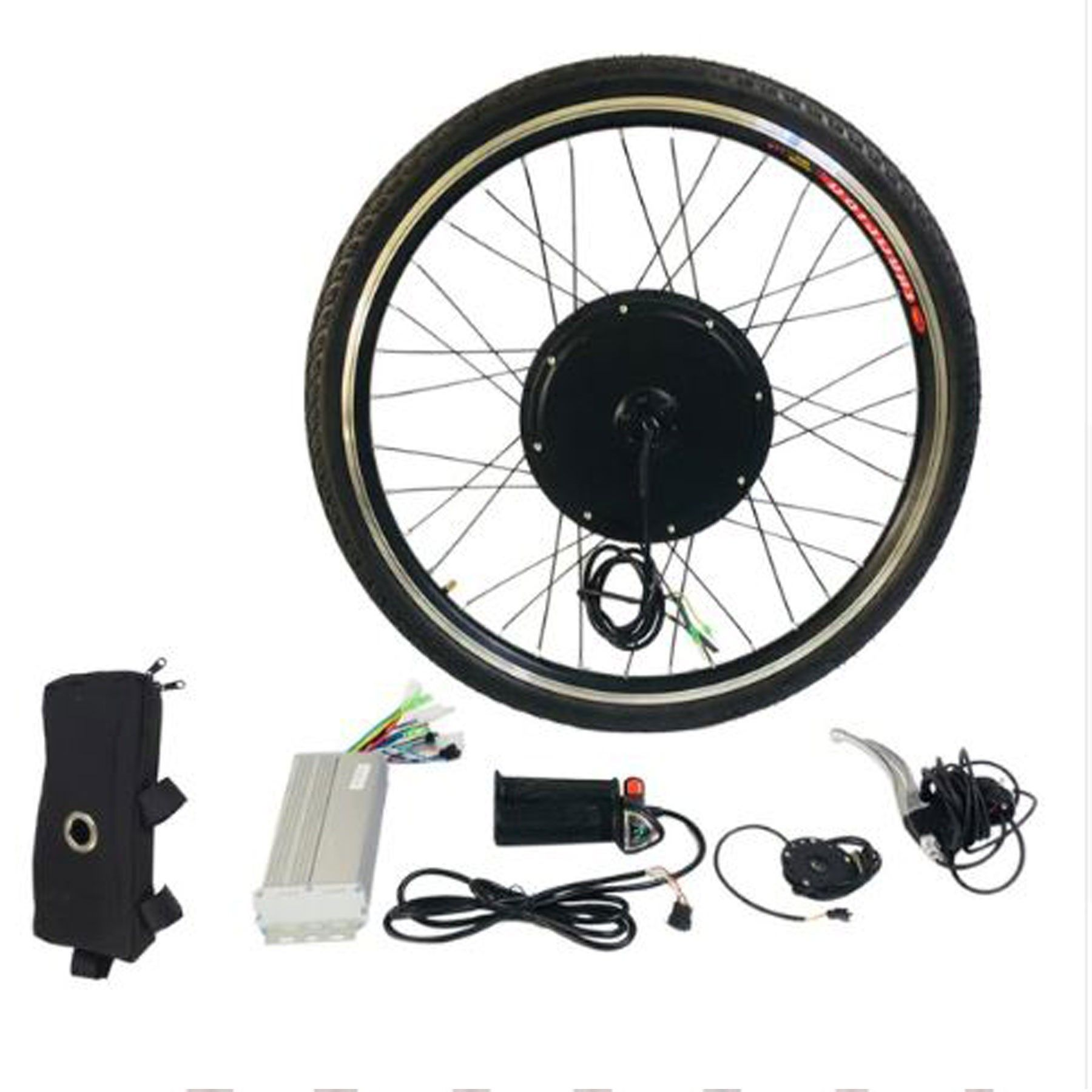vélo électrique montagne e-vélo 26 pouces 250 W cadre en ...