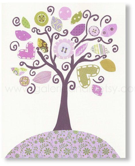 Art for Children Nursery wall decor baby nursery print kids art ...