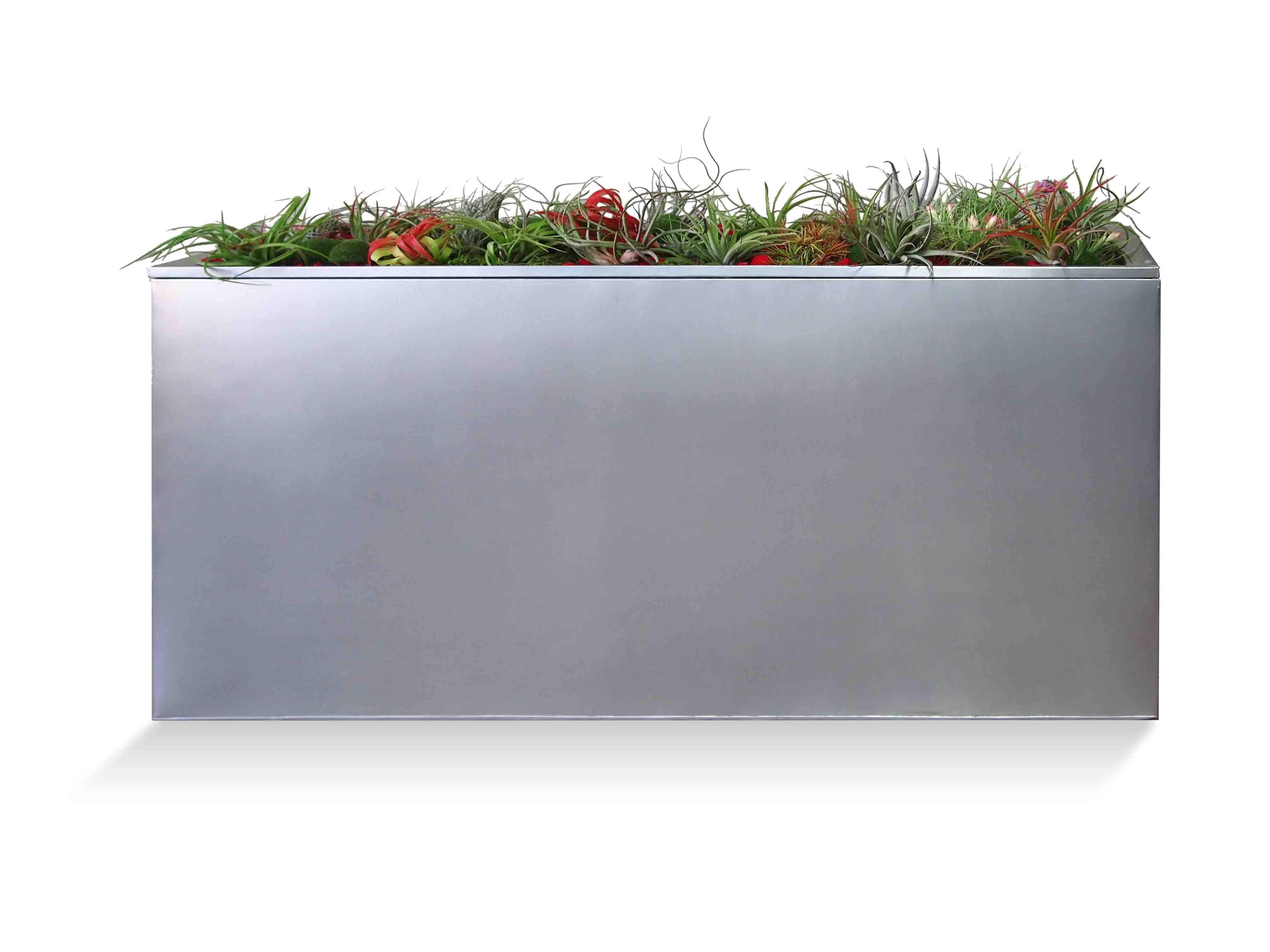 Tolga Rectangular Planter Box With Images Planters Modern
