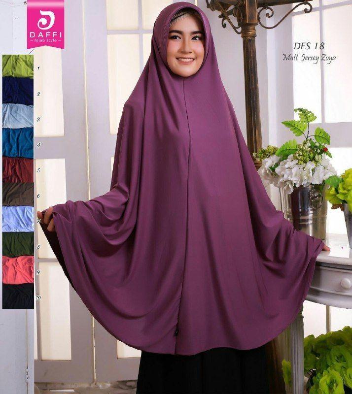 Jilbab Jumbo Jilbab Merek Ena Bahan Jersey Ecer Idr 67 000 Seri 5