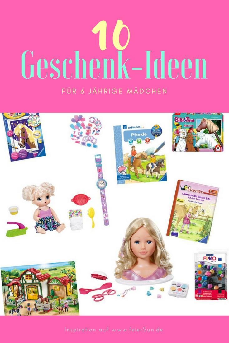 10 Geschenkideen für 6 jährige // der Wunschzettel meiner Tochter zu ...