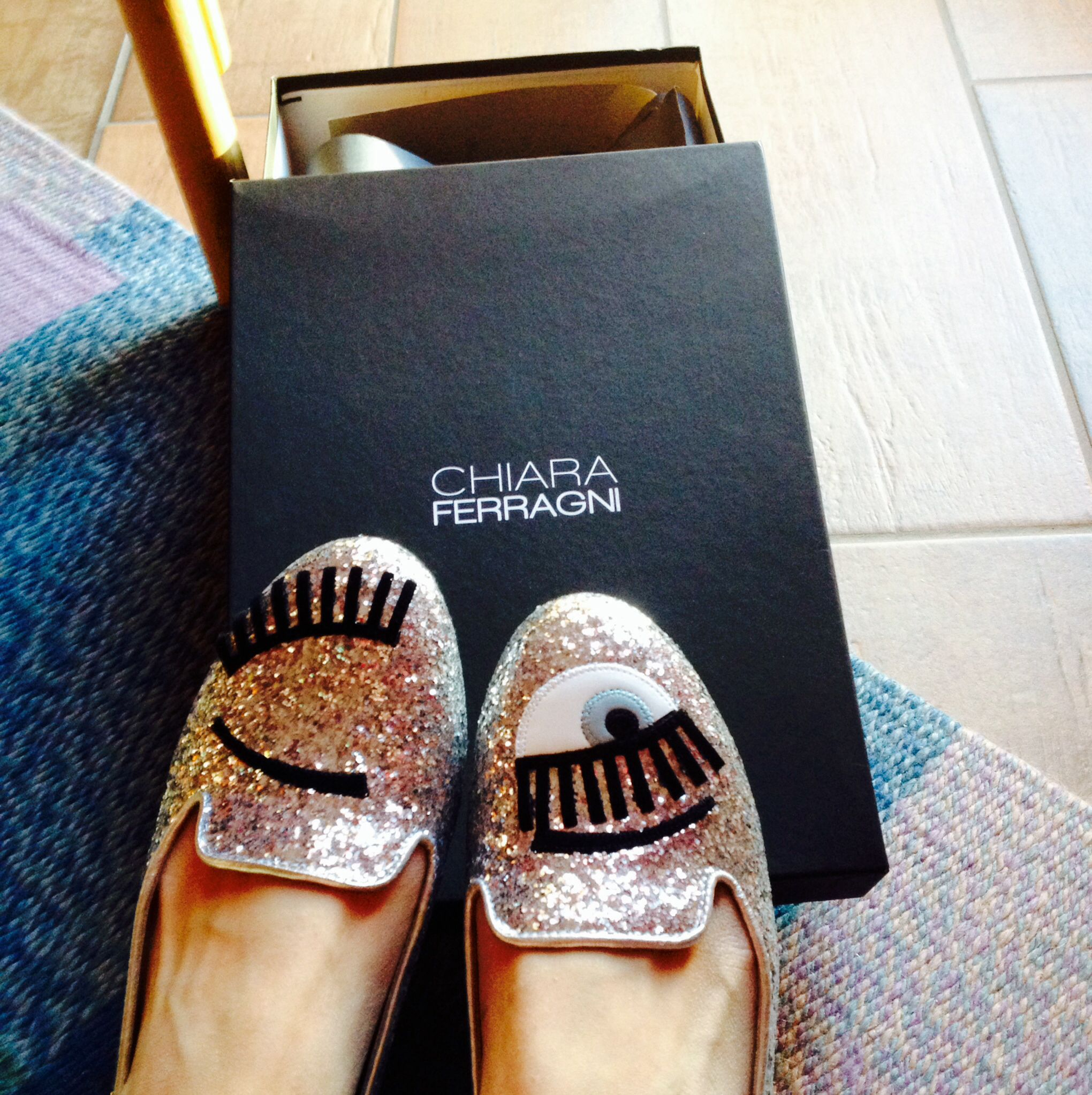 Chiara Ferragni Shoes #slippers