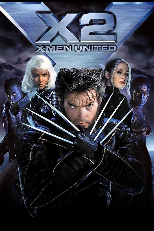 X2 X Men United 2003 Filmes Super Herois Filmes De Herois