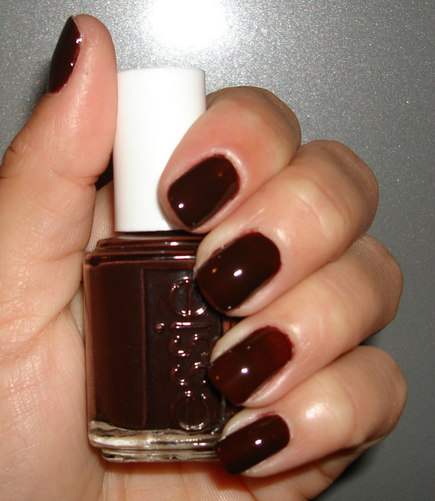 Essie nail polish laquer ~ lady godiva ~ # 489 new | Lady godiva ...