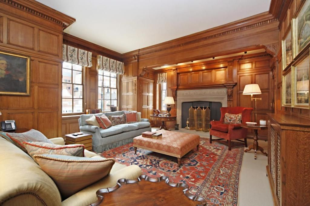 1980 wood panelling living room | Living Room Ideas | Home ...