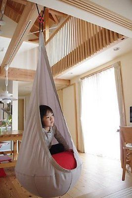 Ikea Ekorre Hanging Seat Hammock Swing New Complete Set Kids Therapeutic Small Apartment Decorating Hanging Seats Family Room Makeover