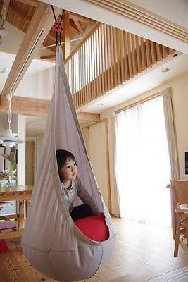 Ikea Ekorre Swing Hanging Seat Hammock Silver Color