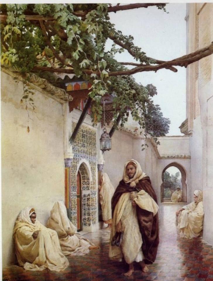 Peinture d 39 alg rie page 5 histoire pinterest - Peinture satinee algerie ...