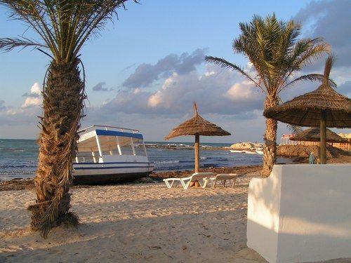 voyage tunisie bord de mer