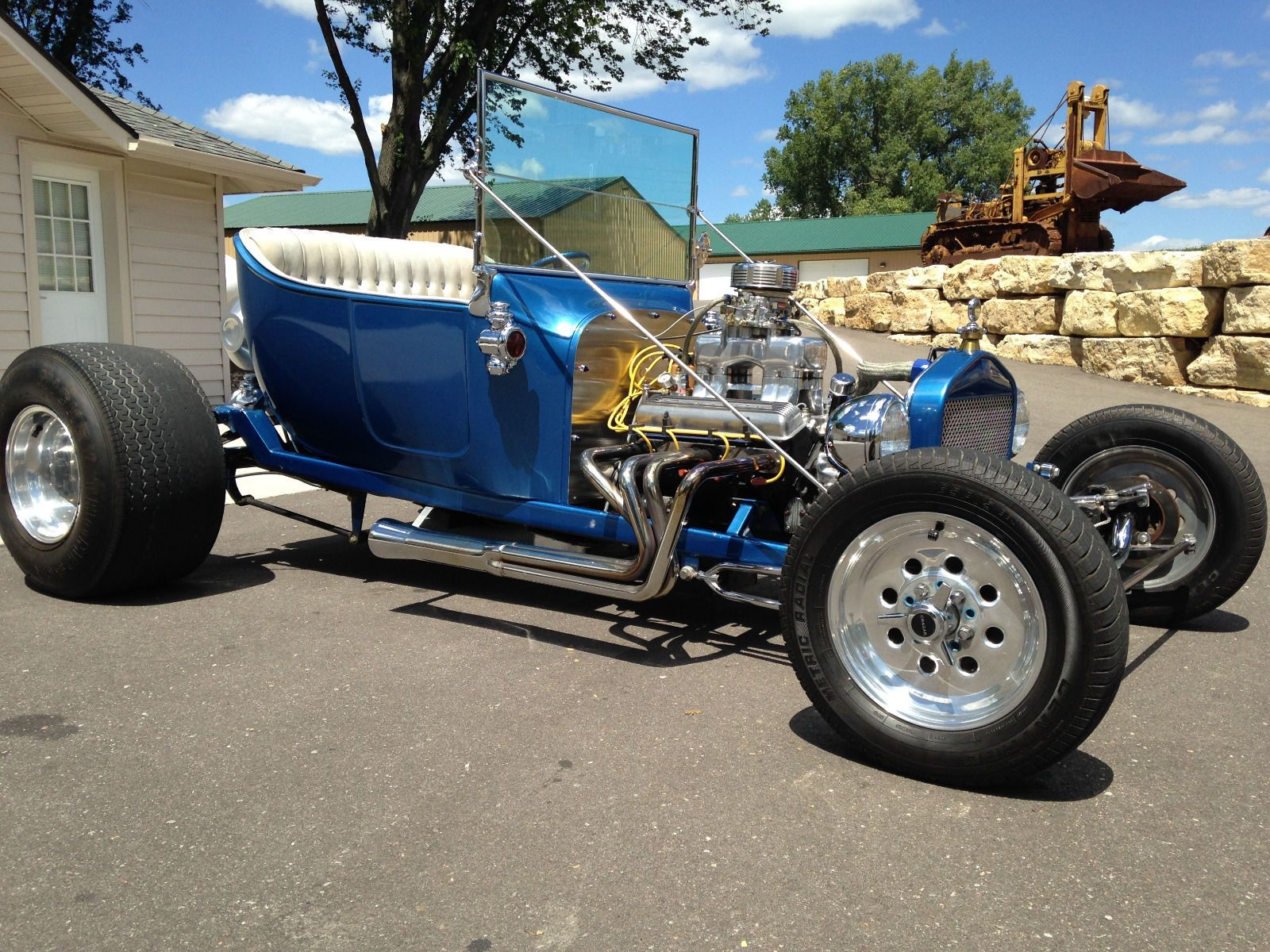 1923 Ford T Bucket Hot Rod Roadster | Hot rods for sale ...